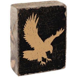 Rustic Marlin Eagle Rustic Block